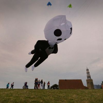 <strong>Kite festival Hindeloopen</strong>