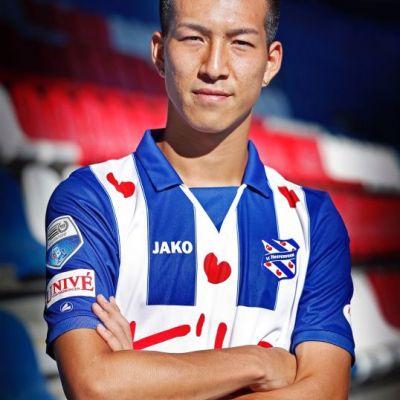 japanse-voetballer-yuki-kobayashi-sc-heerenveen