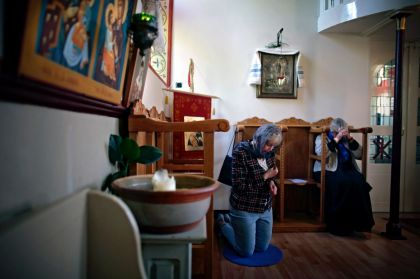 <strong>Russisch-orthodoxe klooster Hemelum</strong>