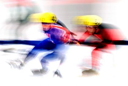 <strong>short track speed skating</strong>