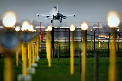 <strong>Leeuwarden Air Base  RNLAF</strong>