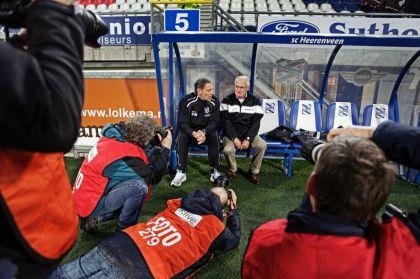 <strong>Foppe de Haan  en  Marco van Basten</strong>