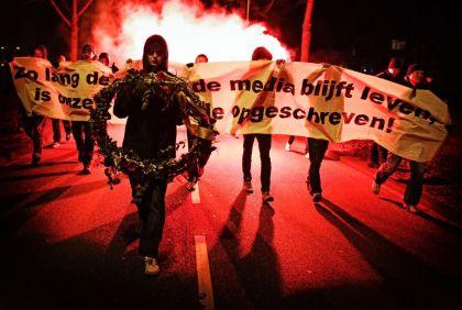 <strong>Stille tocht  SC Heerenveenfans</strong>