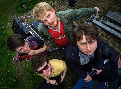 <strong>Muziekband uit Wales Bandana</strong>