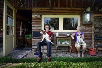 <strong>Nico en Hennie van Wegen</strong>