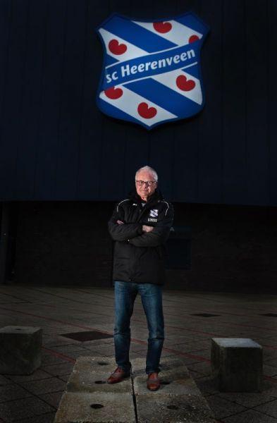 <strong>Foppe de Haan  SC Heerenveen</strong>
