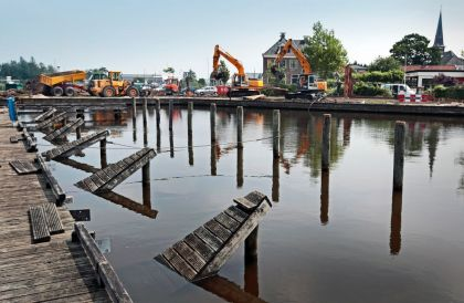 <strong>jachthaven nieuwbouw Woudsend</strong>