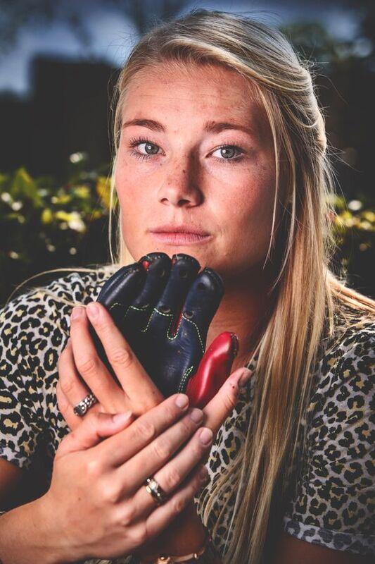 <strong>Kaatsster Sjanet Wijnia, koningin van de dames-PC</strong>