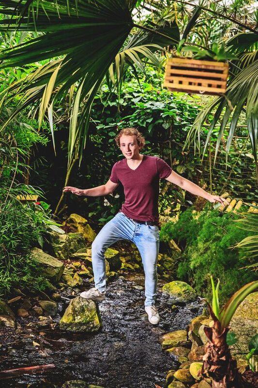 <strong>Rick Maarssen, student die kans maakt op een gratis studentenkamer in Amsterdam radio 538 wedstrijd</strong>