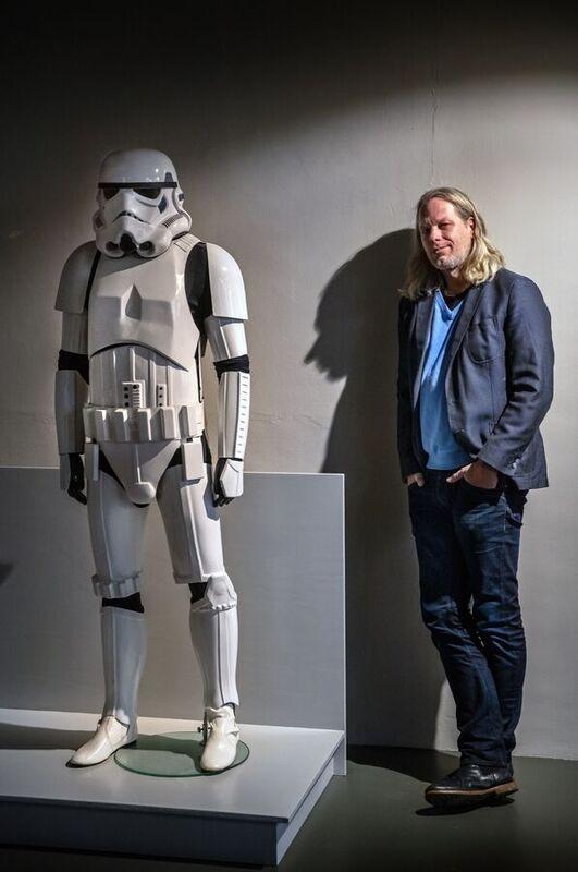 <strong>Tim Laning, oprichter van serious-gamingbedrijf Grendel Games in Leeuwarden</strong>