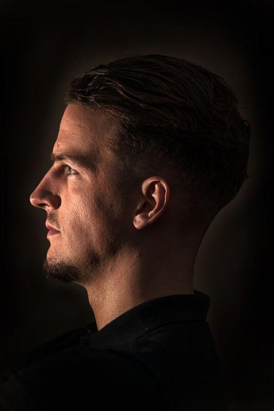 <strong>FC Emmen-verdediger Nick Bakker</strong>