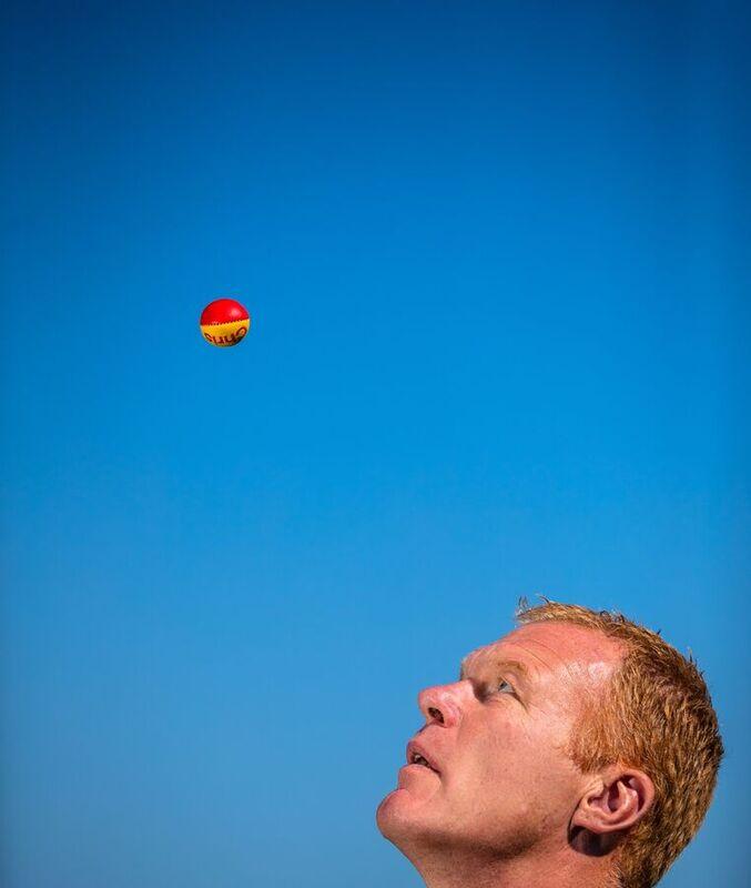 <strong>Chris Wassenaar, oud-kaatser</strong>